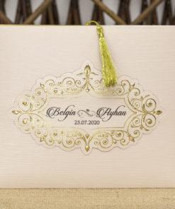 Wedding Davetiye 8314#1
