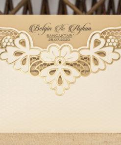 Wedding Davetiye 8320#1