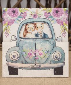 Wedding Davetiye 8322#1