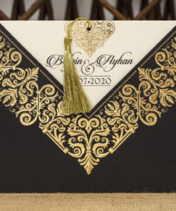 Wedding Davetiye 8323#1