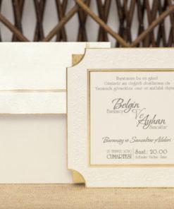 Wedding Davetiye 8324#1