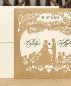 Wedding Davetiye 8325#1