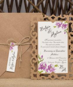 Wedding Davetiye 8328#1