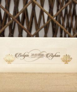 Wedding Davetiye 8337#1