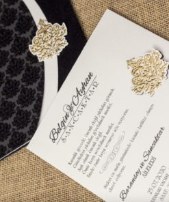 Wedding Davetiye 8338#1