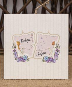 Wedding Davetiye 8339#1