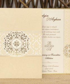 Wedding Davetiye 8342#1