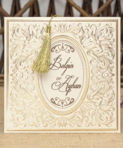 Wedding Davetiye 8363#1