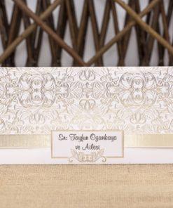 Wedding Davetiye 8376#1
