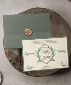 Wedding Davetiye 8381#1