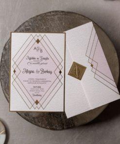 Wedding Davetiye 8384#1