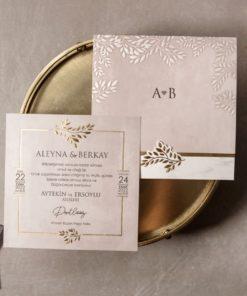 Wedding Davetiye 8394#1