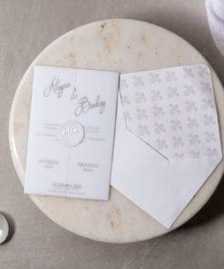 Wedding Davetiye 8398#1
