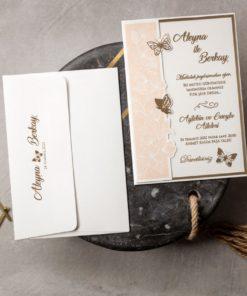 Wedding Davetiye 8414#1