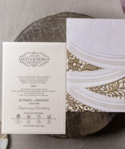 Wedding Davetiye 8383#2